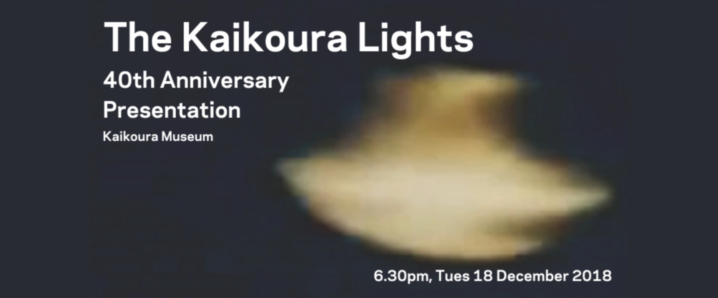 kaikoura-lights-40th-Anniversary-Presentation
