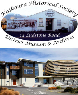 kaikoura museums old and new