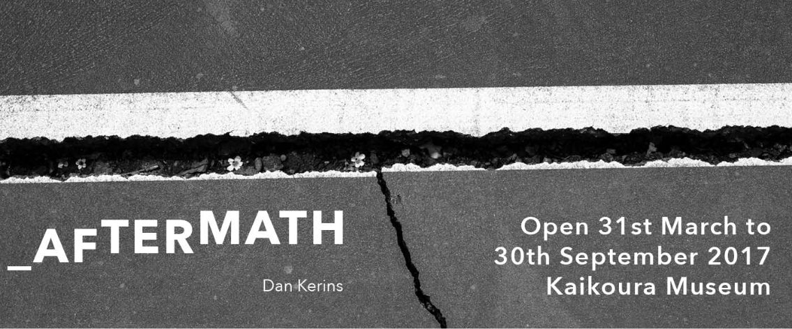 dan kerins aftermath exhibition